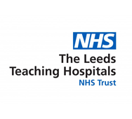 logo of NHS leeds teaching hospital